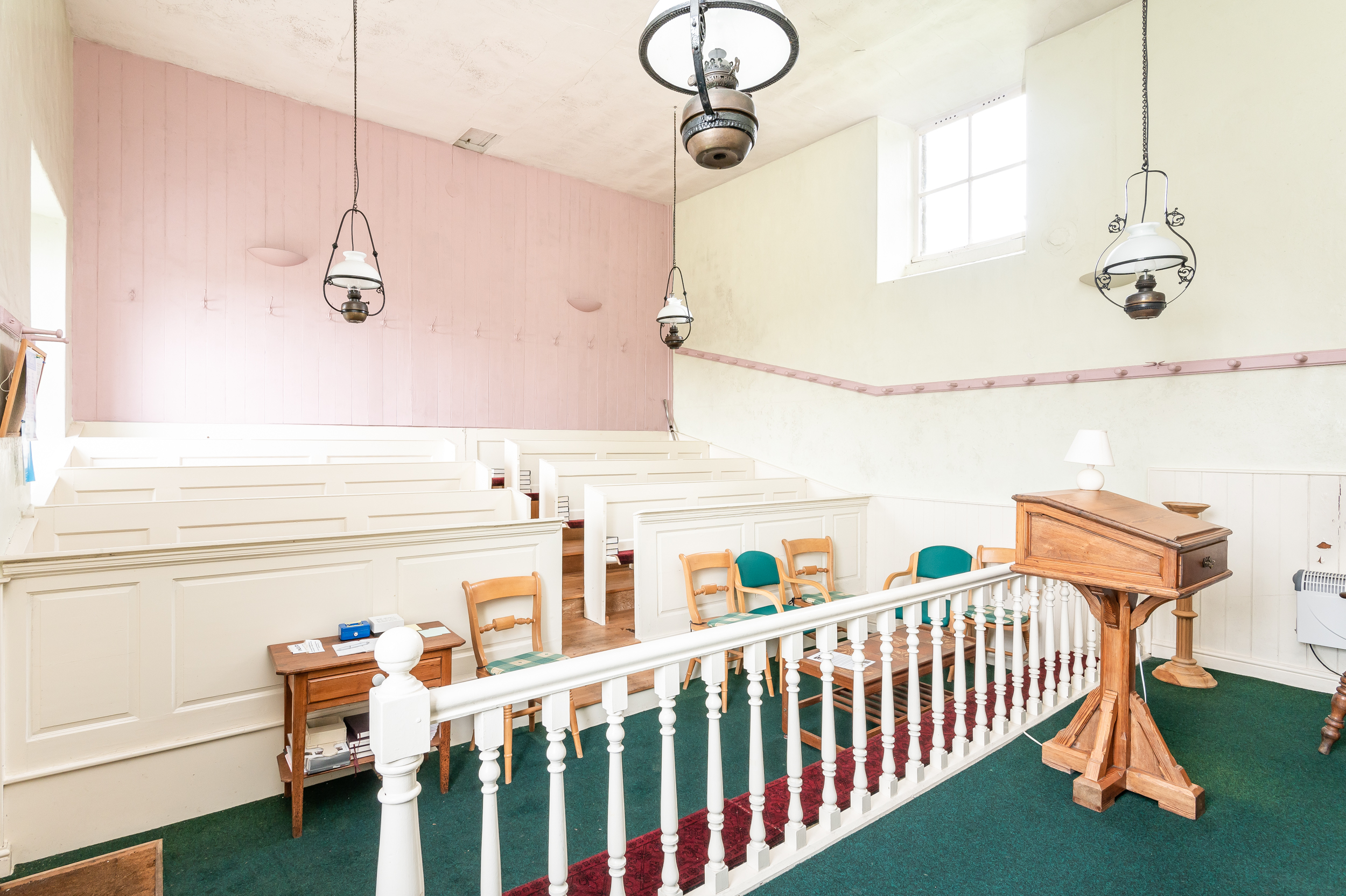Former Methodist Chapel with potential for fantastic holiday cottage conversion on the market with Dale Eddison