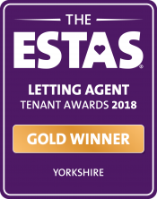 Estate Agent Awards Gold Winner Yorkshire (East & North)