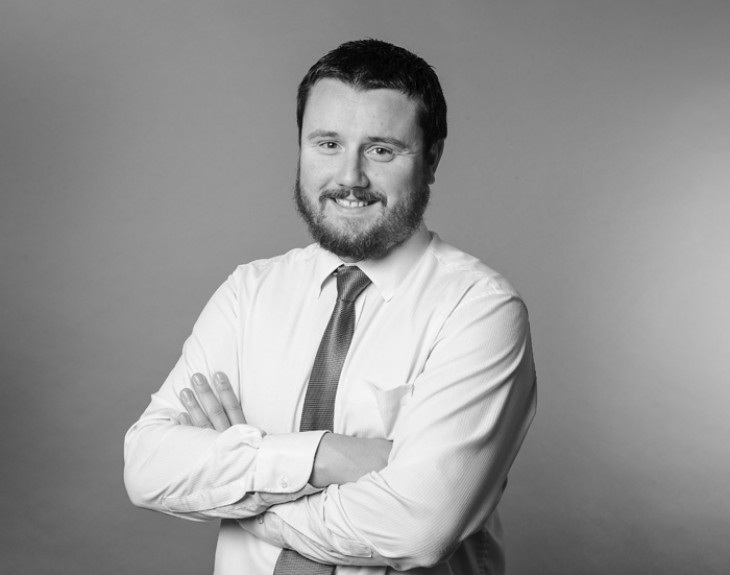 Jeremy Barraclough - Sales-Manager, Silsden Office