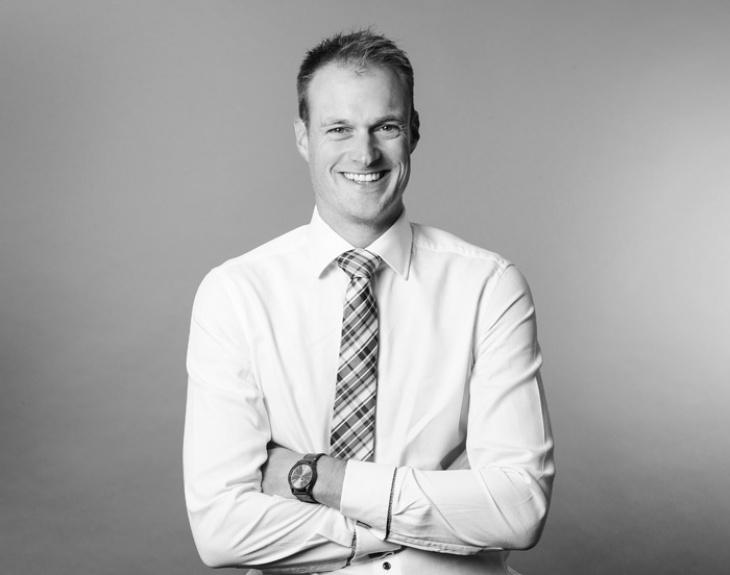 David Simms - Branch Manager Guiseley