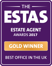 Estate Agent Awards Gold Winner Best Local Agency Group