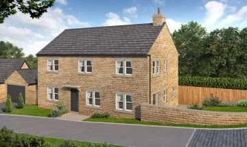 Plot 1 The Moorlands Main Street