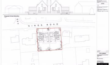 Building Plots Kings Road
