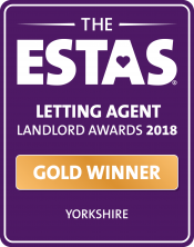 Estate Agent Awards Gold Winner Yorkshire (South & West)