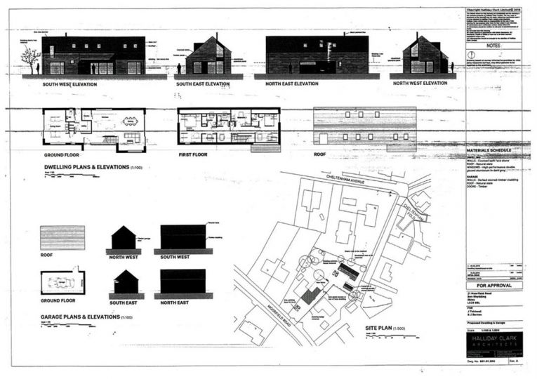 Building Plot to Rear of 21 Moorfield Road