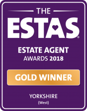 Estate Agent Awards Gold Winner Yorkshire